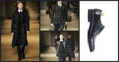 Shoes to wear tartan: the new dandy revalues the tartan patterns