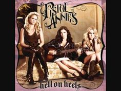 Pistol Annies - Boys From The South I love Miranda Lambert, so when I heard she was creating a trio I was super excited! Pistol Annie's first album was fantastic with great vocals and with the good humor we have become accustomed to with Miranda's music. This song is on of the slower paced songs from the album, and is great easy listening. I would highly recommend the whole album!