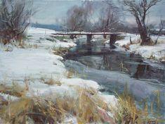 Daniel F. Gerhartz: Crossing Silver Creek
