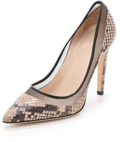 Jamie Pumps. We simply can't get enough of this.