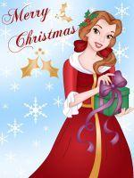 Christmas Belle by nadda1984