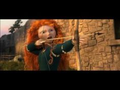 Scenes and shorts not included in Brave( although I remember these on Disney channel) Disney Dream, Disney Magic, Disney Art, Pixar Movies, Disney Movies, Disney And Dreamworks, Disney Pixar, Brave Movie, Pocket Princesses