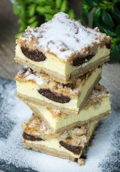 Zwetschkenstreuselkuchen - ein Rösselmehl & Baking Barbarine Rezept Tiramisu, Sweets, Ethnic Recipes, Desserts, Food, Pie, Sheet Cakes, Super Simple, Dessert Ideas