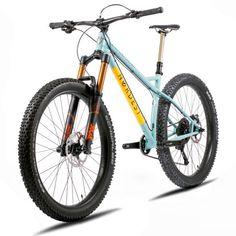 Nordest Bardino, a new steel Enduro hardtail trail bike - Bikerumor