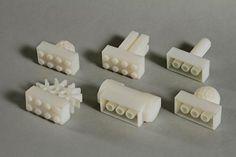 3d printable connectors to let you combine different building toys
