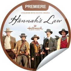 Hannah's Law Premiere...Welcome to the Old West! You're watching the premiere of Hannah's Law. Make sure to check-in with GetGlue.com and share your thoughts!