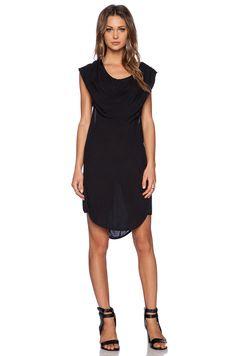 Nicholas K Pima Dress in Black