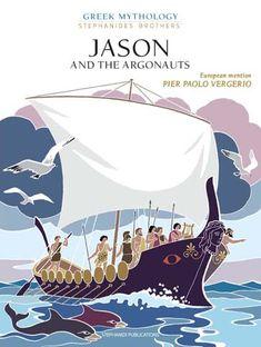 Age Of Mythology, Greek Mythology, Jason And The Argonauts, Greek Antiquity, Mycenaean, Wonder Book, Book Illustration, Illustrations, Greek Gods