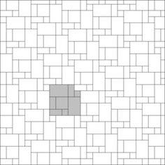 Ali 39 s pattern combo size percent 6x12 75 6x6 25 - Schemi di posa piastrelle rettangolari ...