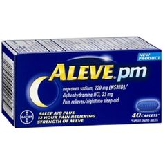 $2 off 1 Aleve PM 20ct or larger