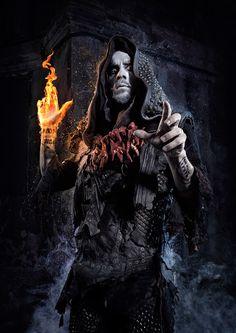 Adam 'Nergal' Darski of Behemoth, for Terrorizer magazine