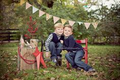 Image detail for -... Franklin Holiday Outdoor Family Child Photography »