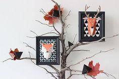 {15} DIY Kit трофеев животных, чтобы понять, с помощью Момы