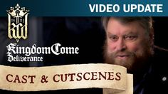 Shooting cutscenes for a medieval RPG - look behind the scenes [Kingdom Come: Deliverance]