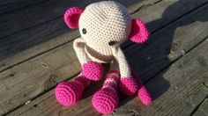 Check out this item in my Etsy shop https://www.etsy.com/listing/219261496/crochet-monkey-handmade