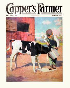 Capper's Farmer 1932