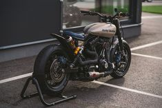 Harley-Davidson Dyna 'Eleanor' By NCT | HiConsumption
