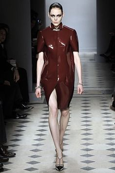 Balenciaga Fall 2008 Ready-to-Wear Fashion Show - Kinga Rajzak (IMG)