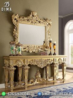 Luxury Home Furniture, Italian Furniture, Furniture Design, Chinese Furniture, Furniture Decor, Silver Console Table, Traditional Console Tables, Liberty Furniture, Houses