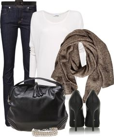 """Everyday Style"" by orysa ❤ liked on Polyvore"