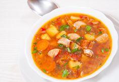 Portuguese Fish Soup Surprise your loved ones with this  Mein Blog: Alles rund um die Themen Genuss & Geschmack  Kochen Backen Braten Vorspeisen Hauptgerichte und Desserts
