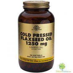 Aceite de Linaza - Antioxidante y Despigmentante