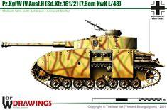 Pz.Kpfw IV Ausf.H mit Schürzen Panzer Iv, World Of Tanks, Military Equipment, Armored Vehicles, Military Art, Battleship, Motor Car, Military Vehicles, Wwii
