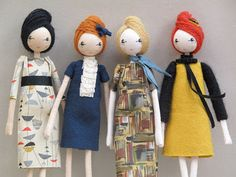 Sarah Strachan's delightful, new girls