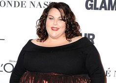 Is it too early to call Chrissy Metz, one of the breakout stars of fall TV's hit This Is Us, an awards contender?  The 36-year-old actress plays Kate Pearson, a 30-something woman who is struggling with her weight.  Perhaps one of the reasons Metz is so great onscreen is because she callsKate's journey