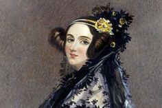 #AdaLovelance (1815-1852), matemática y escritora.  La primera en hacer algoritmos informáticos. #Programmer #Programming