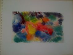 Abstract Water Color V
