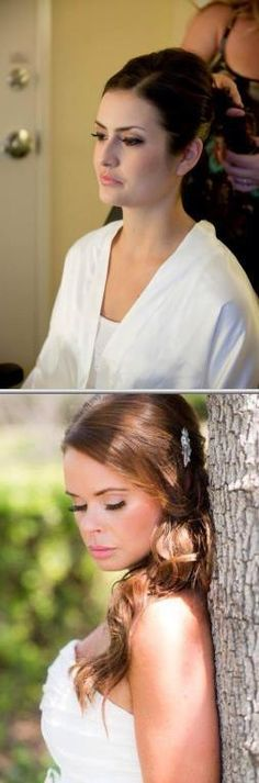 Enhance your look with the help of professional makeup artists like Colbie Wilson. She offers professional makeup services for weddings and special events, among others.