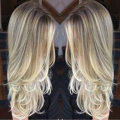 Cheveux Méchés :20 Modèles magnifiques à piquer | Coiffure simple et facile