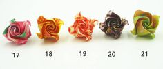 Water Resist Origami Jewelry Japanese Origami Rose Pewter Pin by qiaojiang on Etsy