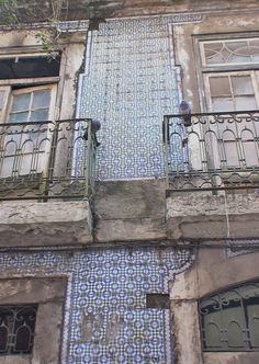 Rua dos Mastros - Lisboa \ 1