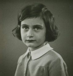 Anne Frank in 1935