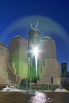 New World Trade Center, New York City, New York