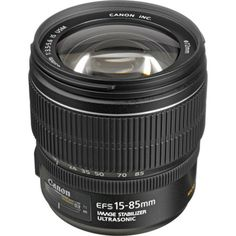 Get the best Canon EF-S 15-85mm f/3.5-5.6 IS USM Lens only for AU$580 at TipTop Electronics Australia with top-rated customer service.