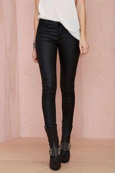 RES Denim Trashqueen Skinny Jean