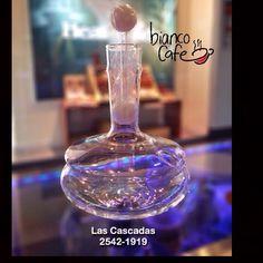Kettle de vidrio soplado Chemex