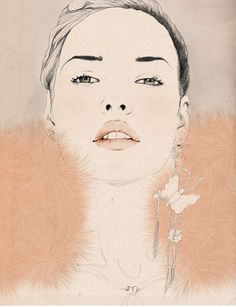 Fashion Illustrations: Sandra Suy