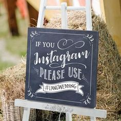 This square canvas sign is perfect for couples who want to include everyone in their special day. Add your custom wedding hashtag to the sign and let the party unfold online, too! Sign measures x Wedding Signage, Wedding Reception Decorations, Reception Ideas, Quinceanera Decorations, Wedding Themes, Hashtag Wedding, Wedding Posters, Wedding Receptions, Cute Wedding Ideas
