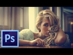 Tutorial Photoshop CS6: Efectos Vintage Suave HD