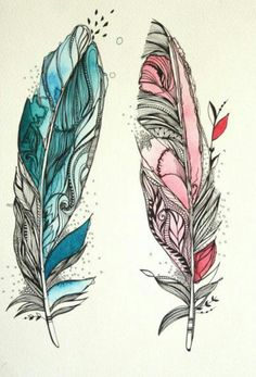 watercolor tattoo nederland - Google zoeken