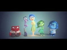 Inside Out | De Emoties van Disney-Pixar | Disney BE - YouTube