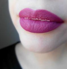 Essence lip pencil 15 - Honey Berry - #essence #lippencil #lipliner #melaecannella - Bellashoot iPhone & iPad; Bellashoot.com (mobile-friendly)