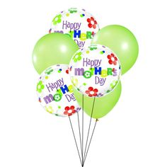 Mother's day Wishes  Our Mother Day Balloons Bouquet filled with soft colors for this occassion that will surely put a smile on your moms face