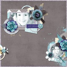 Layout using {Dream On} Digital Scrapbook Bundle by Tami Miller Designs available at Pickleberry Pop https://www.pickleberrypop.com/shop/product.php?productid=38026&page=1 and The Digichick http://www.thedigichick.com/shop/Dream-On-Bundle.html #digiscrap #digitalscrapbooking #tamimillerdesigns #dreamon
