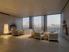アリゾナの砂漠にあるアマンリゾート:Amangiri Luxury Resort | wagamamaya