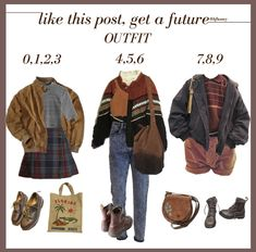 Stylish Vintage Outfits to Wear Nowadays Grunge Outfits, Mode Outfits, Winter Outfits, Casual Outfits, 90s Fashion, Korean Fashion, Fashion Outfits, Aesthetic Fashion, Aesthetic Clothes